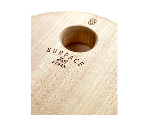 Snijplank Contour Surface